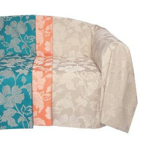 川島織物セルコン selegrance(セレグランス) フルール マルチカバー 195×295cm HV1403S BE・ベージュ|otafuku