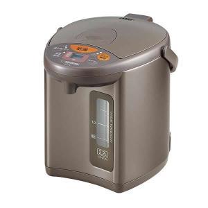 象印 マイコン沸とう 電動ポット メタリックブラウン(TM) 2.2L CD-WU22|otafuku