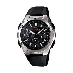CASIO カシオ wave ceptor ソーラークロノグラフ WVQ-M410-1AJF 腕時計/電波/男性用/紳士用 otafuku