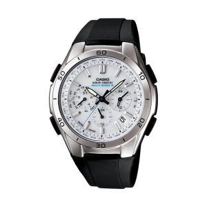 CASIO カシオ wave ceptor ソーラークロノグラフ WVQ-M410-7AJF 腕時計/電波/男性用/紳士用 otafuku