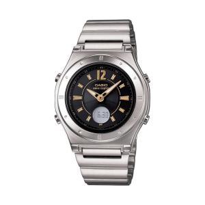 CASIO カシオ wave ceptor ソーラーコンビネーション LWA-M141D-1AJF 腕時計/電波/女性用/婦人用 otafuku