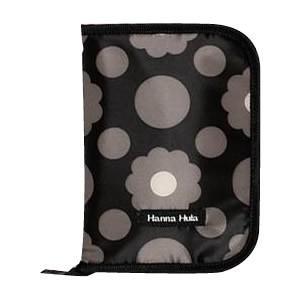 Hanna Hula(ハンナフラ) 母子手帳ケース マルチケース Mサイズ クッキーフラワーカフェ CBO-CFL01-M|otafuku
