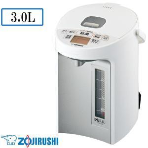 象印 マイコン沸とう VE電気まほうびん 優湯生(ゆうとうせい) WA(ホワイト) 3.0L CV-GT30-WA|otafuku