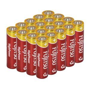 富士通アルカリ乾電池 20本お買い得パック 単3形 1.5V LR6FH20P|otafuku