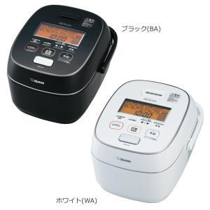 象印 圧力IH炊飯ジャー 極め炊き 5.5合 NW-JU10 ブラック(BA)|otafuku