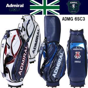 アドミラル ゴルフ Admiral ADMG 6SC3 アスリート スポーツ モデルCB キャディバッグ 9.5型 otakara-golf