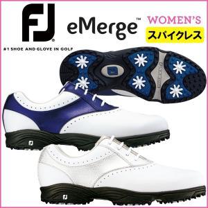 2017 フットジョイ レディース FootJoy eMerge スパイクレス ゴルフシューズ|otakara-golf