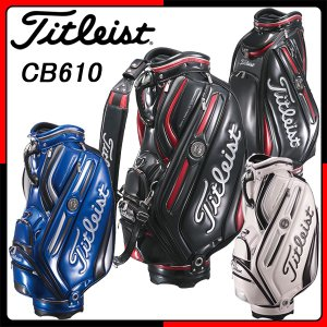 タイトリスト Titleist CB610 キャディバッグ 9.5型 鏡面エナメルモデル otakara-golf
