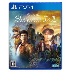 PS4 シェンムー I&II Shenmue I&II 2-022019012103|otakara-machida