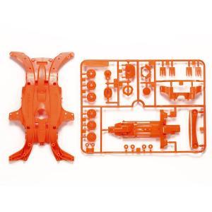 ミニ四駆 MA蛍光カラーシャーシセット (オレンジ)95320 TAMIYA 2-502018021301