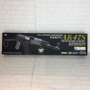 東京マルイ AK47S 電動ガン 本体のみ サブマシンガン 18歳以上 2-512016110202 otakara-machida
