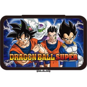 Nintendo Switch ドラゴンボール超 スイッチ専用ソフトポーチ ブルー 2-702018112402|otakara-machida