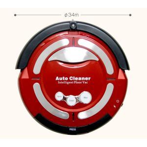 掃除機 ロボット掃除機 ロボットクリーナー 自動充電 センサー感知 リモコン付###掃除機M-477★### otakaratuuhann-sp 02