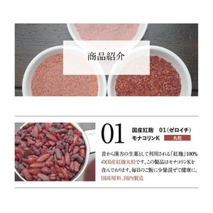 紅麹丸粒 11(ジュウイチ)GABA(100g)|otamaya2002|12