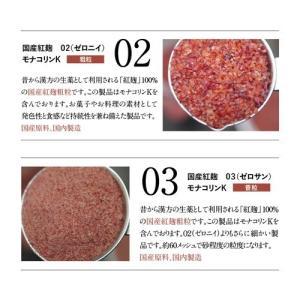 紅麹丸粒 11(ジュウイチ)GABA(100g)|otamaya2002|13