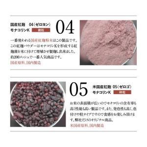 紅麹丸粒 11(ジュウイチ)GABA(100g)|otamaya2002|14