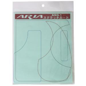 ARIA アコースティックギター用スクラッチガード ASG-1 otanigakki