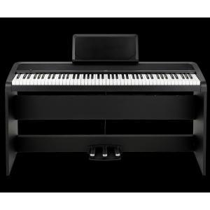 KORG コルグ 電子ピアノB1SP-BK|otanigakki