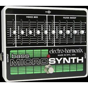electro-harmonix Bass Micro Synthesizer  ベース用マイクロシンセ|otanigakki