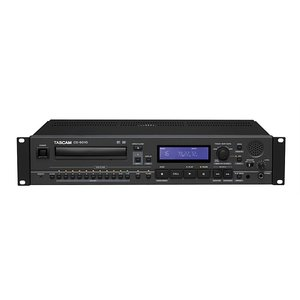 TASCAM タスカム CD-6010 放送業務仕様CDプレーヤー
