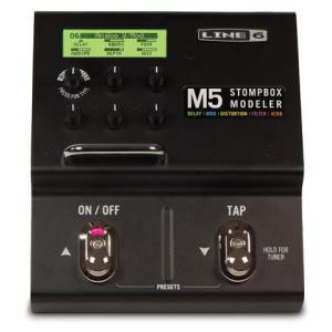 LINE6 M5 STOMPBOX MODELER ライン6 エフェクター