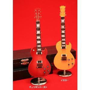 ミニチュア楽器 エレキギター GE18 20cm|otanigakki