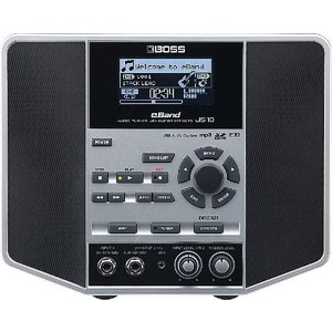 BOSS オーディオ・プレイヤー with ギター・エフェクター eBand JS-10|otanigakki