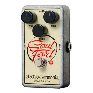 electro-harmonix Soul Food ディストーション/ファズ/オーバードライブ