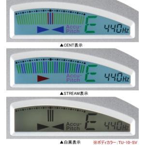 ギター ベース クリップチューナー BOSS TU-10 BK クリップ式 クロマチック チューナー ブラック|otanigakki|02
