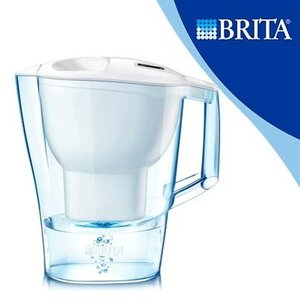 ブリタ ポット型浄水器 アルーナXL BRITA マクストラプラスカートリッジ1個付属 家庭用浄水器