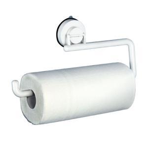 強力吸盤 キッチンペーパーホルダー DeHUB キッチンペーパーハンガー