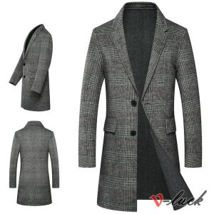 ビジネスコート メンズ アウター コート ステンカラーコート ロングコート チェスターコート メンズジャケット 紳士 通勤 卒業式 otasukemann