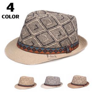 麦わら帽子 中折れ帽子 メンズ 帽子 ハット 日よけ帽子 中折れ帽 紫外線防止 ストローハット 2019 新作|otasukemann