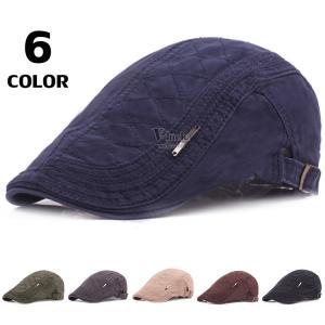 帽子 ハンチング メンズ 春物 ハンチング帽 レディース キャスケット ベレー帽 サイズ調節 新作 お洒落|otasukemann