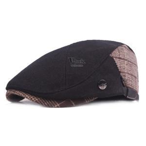 ベレー帽 ハンチング 帽子 メンズ ハット ハンチング帽 キャップ アウトドア サイズ調節 新作 日よけ 釣り お洒落|otasukemann