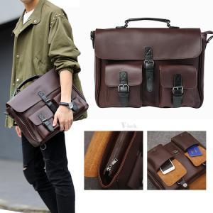 ブリーフケース ビジネスバッグ ショルダーバッグ メンズバッグ 斜めがけバック 手提げバッグ 2Way バック 鞄 かばん 通勤 otasukemann