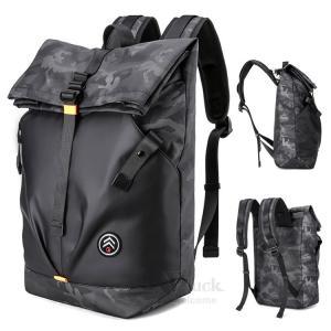 リュックサック メンズ ビジネスリュック ディパック ビジネス リュック PC 大容量 登山 防水 通学 通勤 旅行 出張|otasukemann