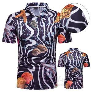 ポロシャツ メンズ 半袖 Tシャツ ゴルフウェア POLOシャツ ビジネス 釣り 通勤 40代 50代 夏服 夏新作|otasukemann