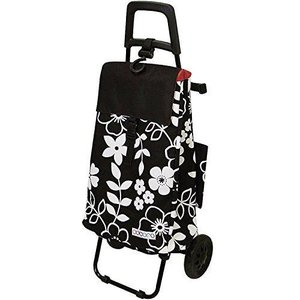 レップ(REP) ショッピングカート ブラック 容量40L 保冷 買い物 バッグ らくらく COCORO(コ・コロ) 424414 otc-store
