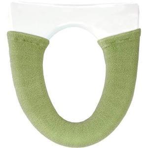 オカ 便座カバー エトフ 洗浄暖房型 抗菌 防臭 グリーン otc-store