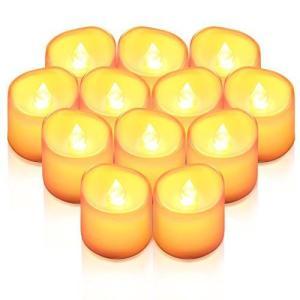 AMIR LED キャンドルライト LEDキャンドル ろうそく 癒しの灯り 揺らぐ炎 リアル感 火を使わない 安全 省エネ 長持ち 便利 お|otc-store