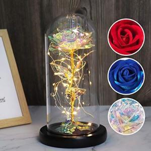 誕生日プレゼント女性 人気 ガラス ドーム 造花 結婚祝い 出産祝い 母の日のプレゼント ソープフラワー ホワイトデー お返し 人気 美しさ|otc-store