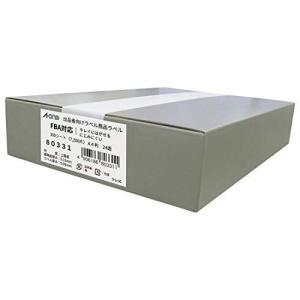 エーワン 出品者向け ラベルシール FBA対応 きれいにはがせるタイプ 24面 300シート入り 7200枚分 80331 otc-store
