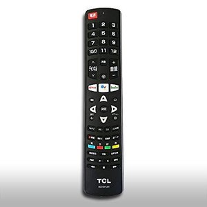 TCL(純正品)スマートテレビ用リモコン RC310VFJR1 テレビリモコン 65X10、65P8S、65C8、55T8S、55P8S、5|otc-store