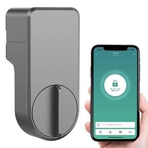 YISSVIC スマートロック スマートフォンでカギを解施錠 工事不要 取付カンタン Bluetoothで解施錠 IOS11.0以上 And otc-store