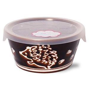 みのる陶器(Minorutouki) 小鉢 ハリネズミ アメ 直径11.4cm 軽量パック小鉢|otc-store