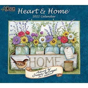 LANG HEART&HOME 2022年 壁掛けカレンダー|otc-store