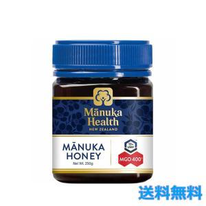マヌカヘルス マヌカハニー MGO400+ UMF16+ 250g  ハチミツ 蜂蜜 マヌカ 富永貿易|otegoro-m