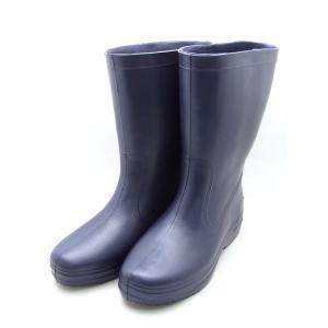 超軽量 らくちん長靴 紺色 ノーマルタイプ|otentosun