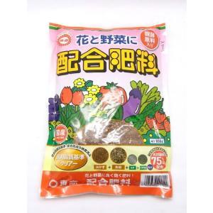 東商 花と野菜に配合肥料 650g otentosun